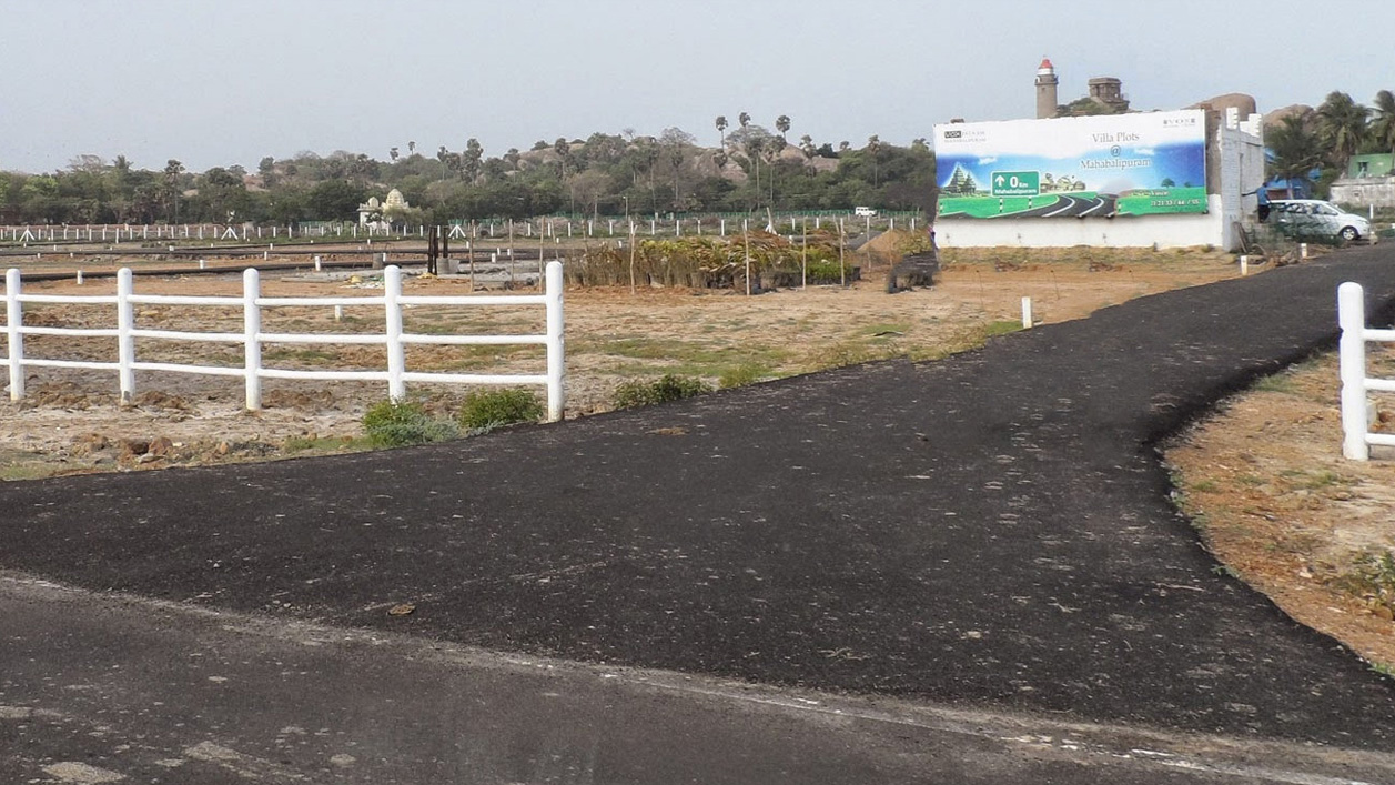 <small>DTCP APPROVED RESIDENTIAL PLOT</small>VOX PATNAM MAHABALIPURAM